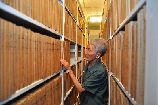 个人档案存放方法和流程
