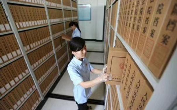 如何在人才市场储存档案