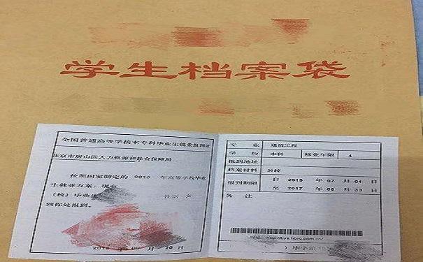 深圳市如何补办档案